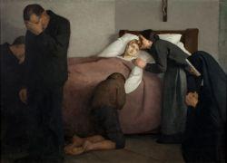 Neue Ausstellung im Sepulkralmuseum: LAMENTO. Trauer und Tränen