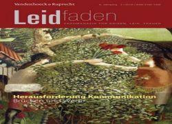 Buchtipp: Herausforderung Kommunikation - Brücken und Wege: Leidfaden 2019, Heft 2