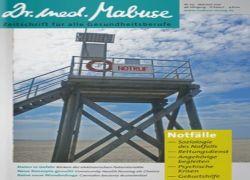Buchtipp: Dr. med. Mabuse Nr. 251 (3/2021) erschienen - Schwerpunkt: Notfälle