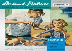 Buchtipp: Dr. med. Mabuse Nr. 234 (4/2018) erschienen!