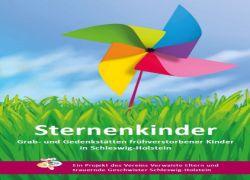 Buchtipp: Sternenkinder. Grab- und Gedenkstätten frühverstorbener Kinder in Schleswig-Holstein