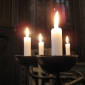 Heute: Worldwide Candle Lighting